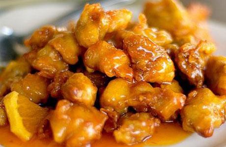 resep orange chicken pembalut wanita